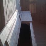Шкафы и тумбы на балкон