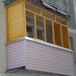 балкон под ключ в Нижнем Новгороде