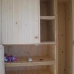 Изготовление шкафа на лоджии