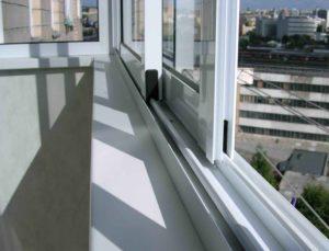 Алюминиевое остекление балкона в Нижнем Новгороде
