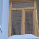 Остекление балкона финскими окнами