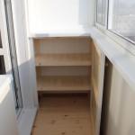 Шкафчик на балкончик