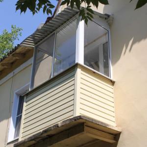 Отделка балкона в нижнем новгороде под ключ.