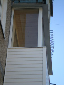 Отделка балкона в Нижнем Новгороде