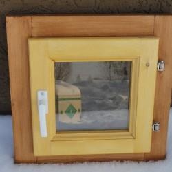 Финские окна