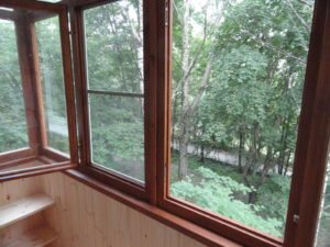 Финские рамы в Нижнем Новгороде. Деревянные окна со стеклопакетом