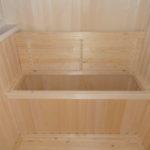 Удобный ящик на лоджии