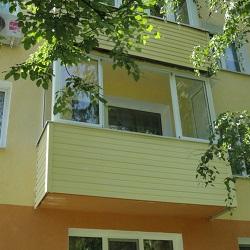 Остекление балконов в Нижнем Новгороде