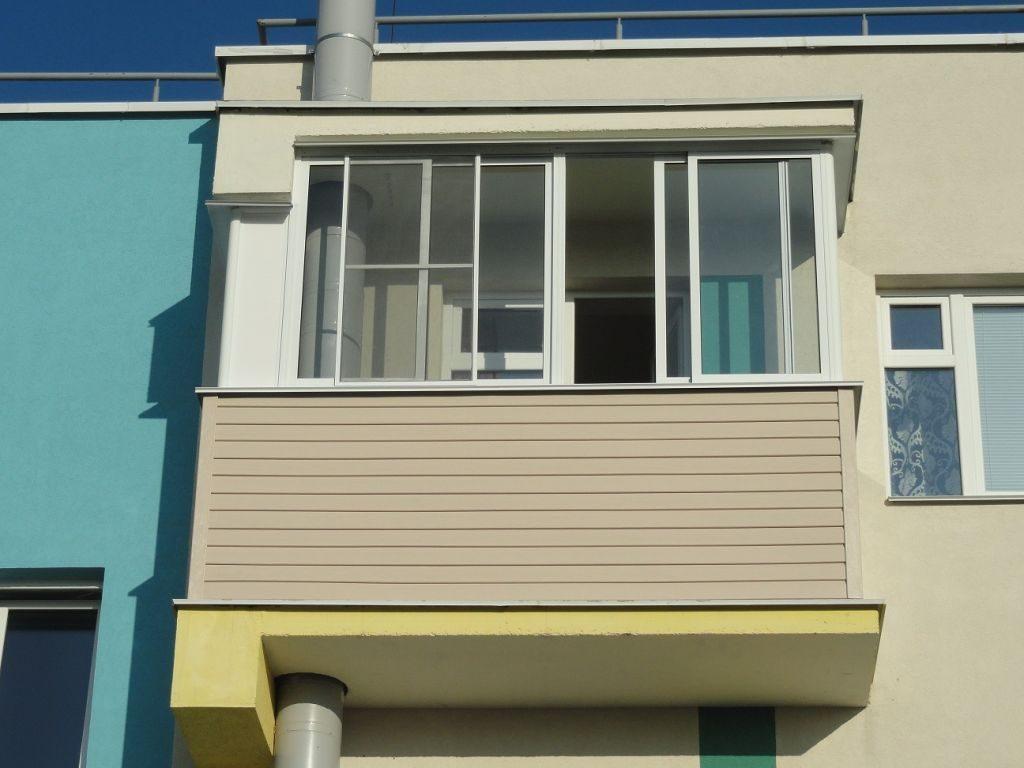Балкон в ЖК Окский берег